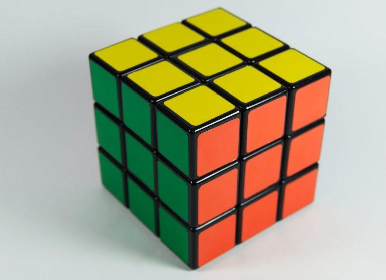 Magic Cube Foto